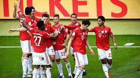 Bayern Münih kupayı da bırakmadı