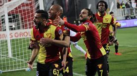 Göztepe final maçına çıkıyor