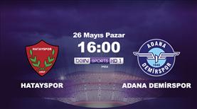 Hatayspor - Adana Demirspor