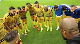 Malatya'da Avrupa Ligi heyecanı