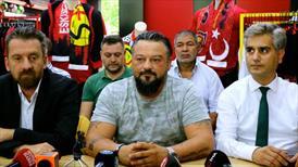 Osman Taş adaylığını açıkladı