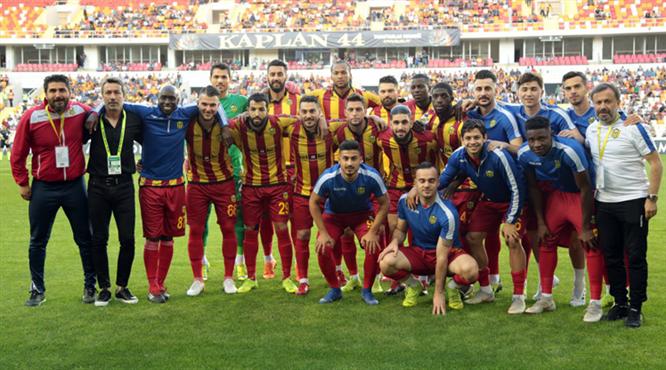 EY Malatyaspor'da 10 ismin sözleşmesi bitti