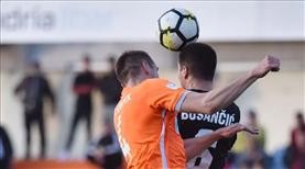 Bilyoner ile günün maçı: Sibenik - Istra