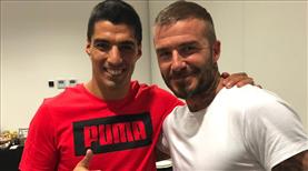 Beckham'ın transferdeki hedefi Suarez