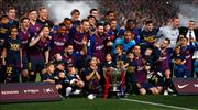 Barcelona'ya şampiyonluğu getiren goller burada