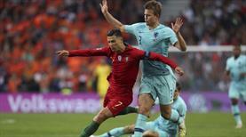 Maç sonu transfer teklifi Ronaldo'dan