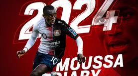 Moussa Diaby, Bayer Leverkusen'de