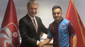 Trabzonspor'a bir genç yıldız daha