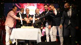 Konya'da Galatasaray coşkusu