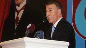 Ağaoğlu'ndan transfer açıklaması: