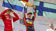 Avusturya'da zafer Verstappen'in