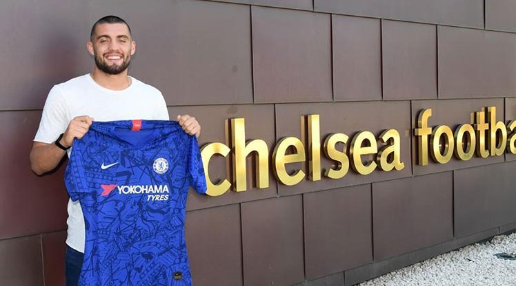 Chelsea, Kovacic'in tapusunu aldı