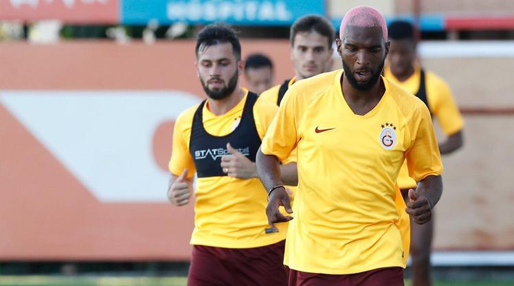 Galatasaray dayanıklık çalıştı