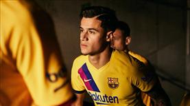 Barcelona yeni sezon formasını tanıttı