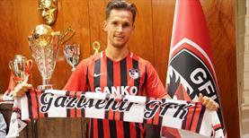 Gazişehir'e Ada'dan transfer