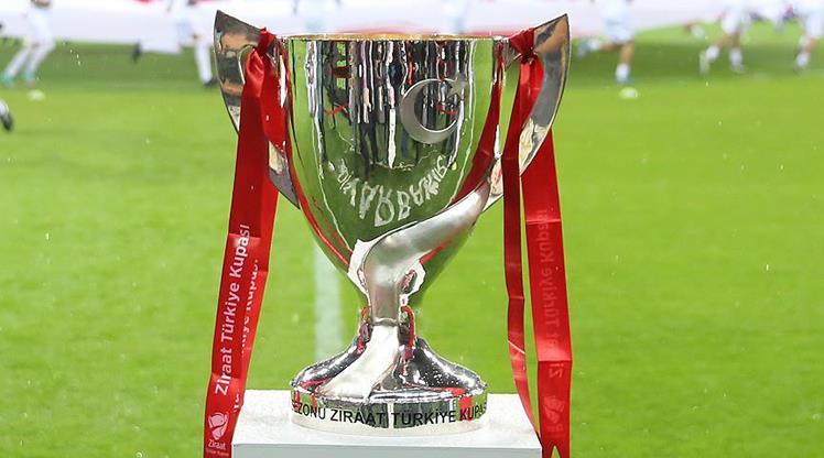 Ziraat Türkiye Kupası tarihleri açıklandı
