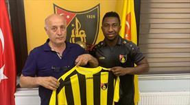 İstanbulspor'a Ganalı oyuncu