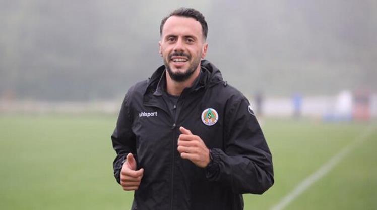 Alanyaspor'un yeni transferden kötü haber