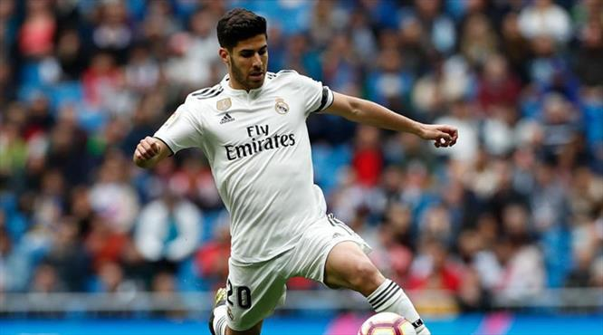 Real Madrid'de Asensio şoku