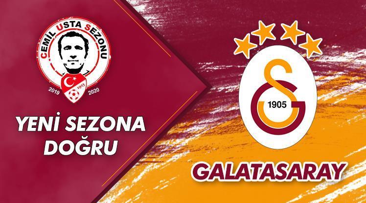 Yeni sezona doğru: Galatasaray