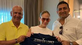 Jennifer Lopez'e Antalya forması