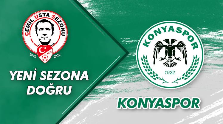 Yeni sezona doğru: Konyaspor