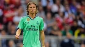 Real Madrid Modric kararını verdi