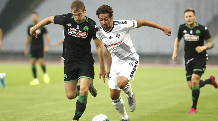 Beşiktaş kaçtı, Panathinaikos yakaladı