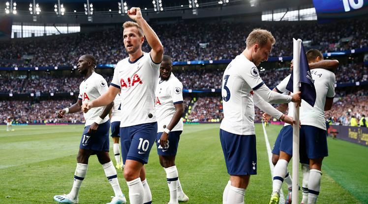 Tottenham'ı şoktan Kane çıkardı