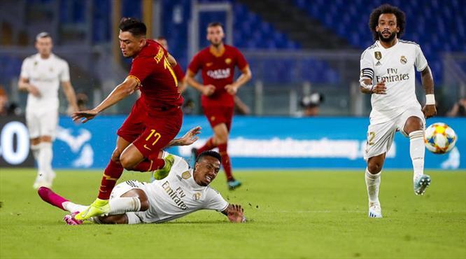 Real Madrid'e Cengiz Ünder freni