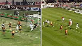 2 takım, 2 gol: Yukatel Denizlispor - Galatasaray