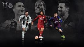 UEFA yılın futbolcusu adaylarını açıkladı