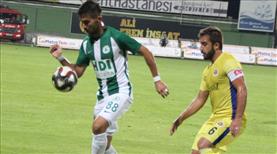 Açılış maçında kazanan Menemenspor (ÖZET)