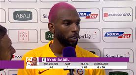 Babel'e göre maçın kırılma anı