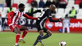 Beşiktaş: 13 - Sivasspor: 8