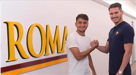 Ve Roma transferi resmen duyurdu