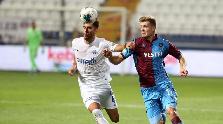 Sizce Kasımpaşa - Trabzonspor maçının yıldızı kimdi?