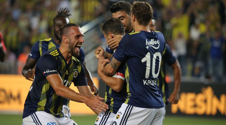 Sizce Fenerbahçe - Gazişehir maçının yıldızı kimdi?