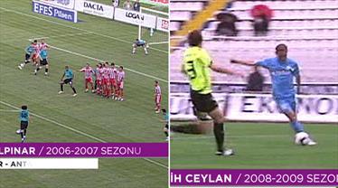 2 takım, 2 gol: Antalyaspor - Y.Denizlispor