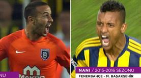 2 takım, 2 gol: M.Başakşehir - Fenerbahçe