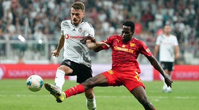 İşte Beşiktaş - Göztepe maçının notları