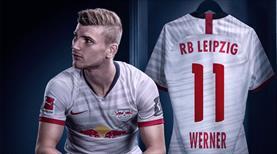 Timo Werner 2023'e kadar uzattı