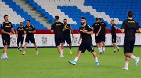 AEK maç saatini bekliyor