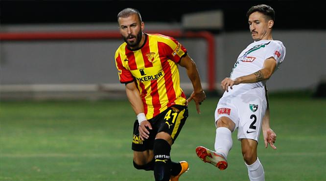 Göztepe - Yukatel Denizlispor: 0-0 (ÖZET)