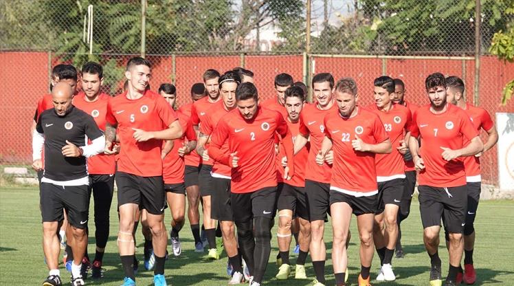 Gençlerbirliği'nde Trabzonspor mesaisi