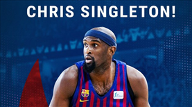 Chris Singleton Anadolu Efes'te