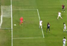 Beşiktaş için şans anı