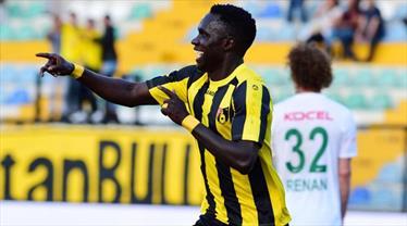 İstanbulspor - Giresunspor: 2-1 (ÖZET)