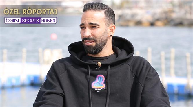 """Adil Rami beIN SPORTS'a konuştu: """"Görevimiz şampiyon olmak"""""""