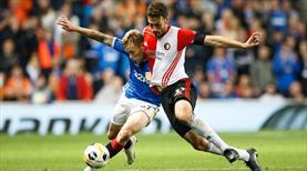 Rangers, Feyenoord'u devirdi (ÖZET)